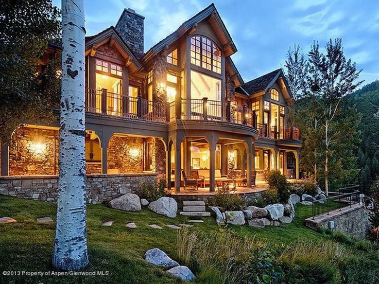 Dream House: Aspen Red Mountain (1)