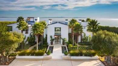 Photo of Dream House: Spectacular Santa Barbara Oceanfront Mansion (24 Photos)