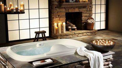 Photo of Impressive Rustic Bathrooms (14 Photos)