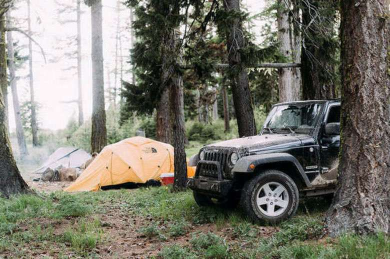 Suburban Men Rise and Shine Outdoors Camping Hiking (1)