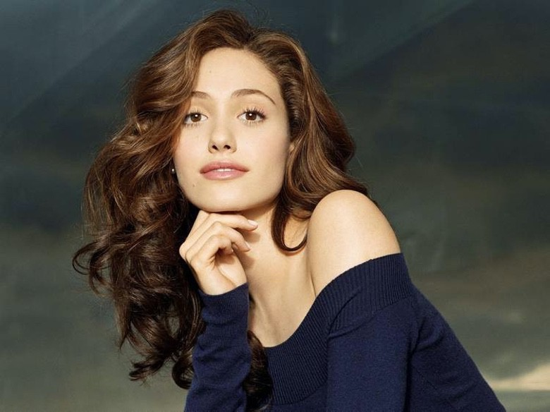 Women We Love: Emmy Rossum (1)