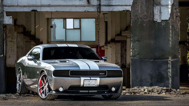 Suburban Men Afternoon Drive: American Muscle Cars Mustang Camaro Corvette Shelby Challenger Charger (1)