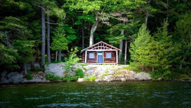 Photo of All I Need is a Little Cabin in the Woods (21 Photos)