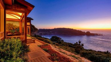 Photo of Dream House: California Coastal Timberframe (22 Photos)