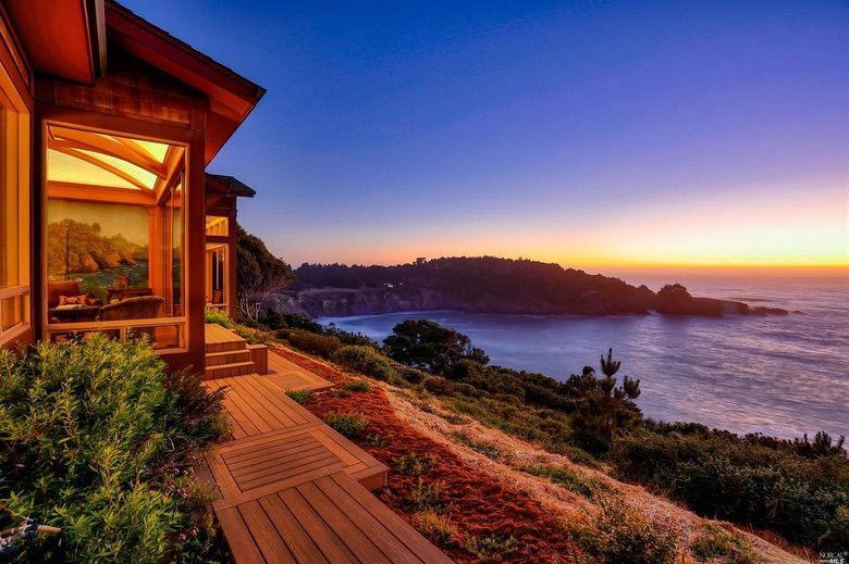 Dream House: California Coastal Timberframe (1)