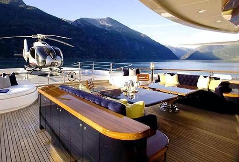 Suburban Men Living the Dream Wealth Rich Luxury Billionaire (1)