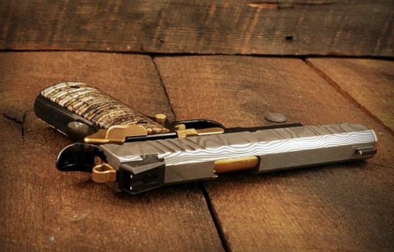 The $35,000 Cabot Damascus 1911 (1)