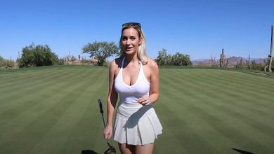 Photo of Watching Paige Spiranac Putting Is A Pleasant Way To Improve Your Short Game (Video)