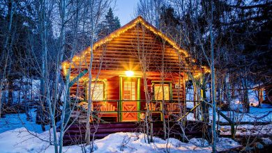 Photo of All I Need is a Little Cabin in the Woods (26 Photos)
