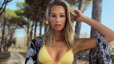 Instagram Crush: Blonde Italian Model Viktoria Varga (1)