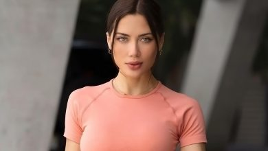 Instagram Crush beautiful Venezuelan fitness and swimsuit model Georgina Mazzeo (1)