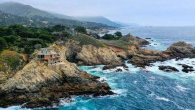 Dream House: Carmel Coastal Castle