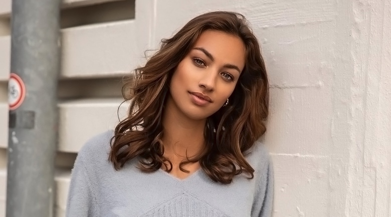 Dutch model / fashion designer and today's Instagram Crush Sanne De Kramer