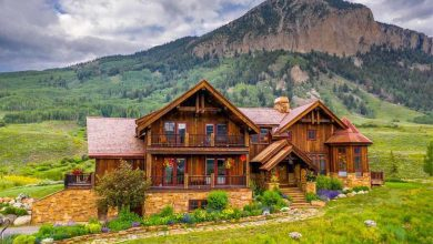 Dream House: Colorado Luxury Mountain Cabin