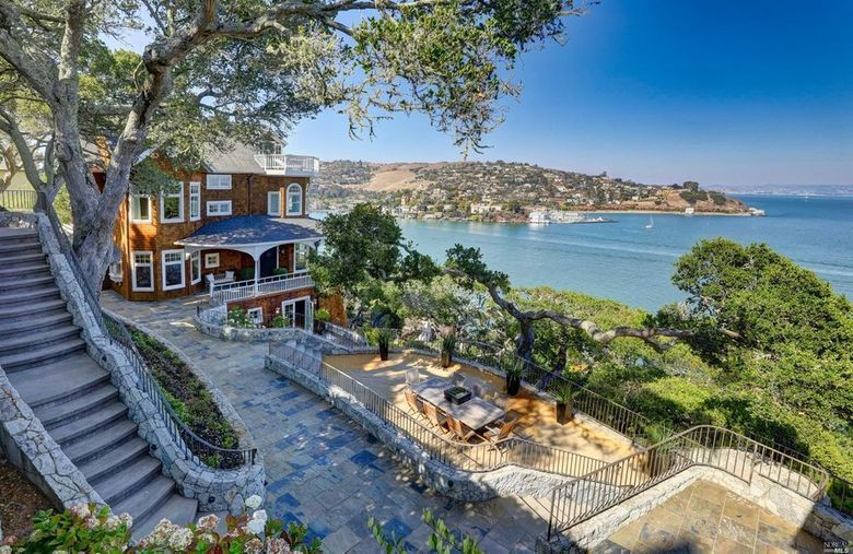 Dream House: Belvedere Island San Francisco Luxury Cottage