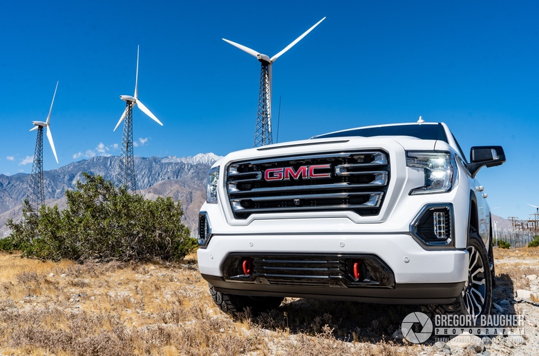 Test Drive: 2019 GMC Sierra AT4 (3)