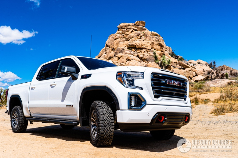 Test Drive: 2019 GMC Sierra AT4 (1)