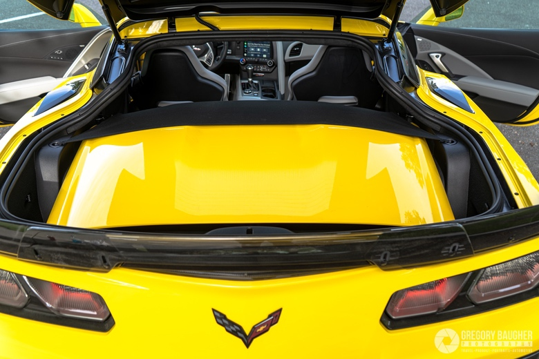 The 2019 Chevrolet Corvette Z06 (5)